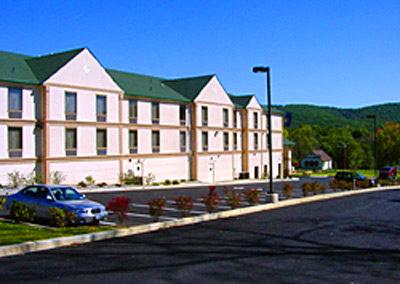 Comfort Inn Site Plan