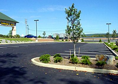 Comfort Inn Site Plan Mansfield Township, Warren County