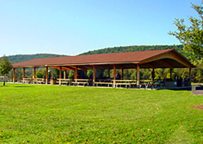 Meadow Breeze Park Pavilion Washington Township, Warren County