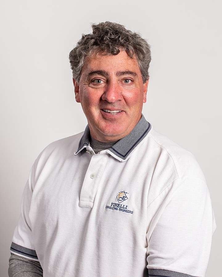 Pat Picciuto, Lead Inspector - Finelli Consulting Engineers Inc - Lead Team