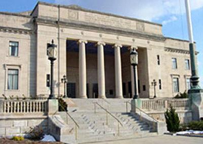 Trenton War Memorial City of Trenton, Mercer County